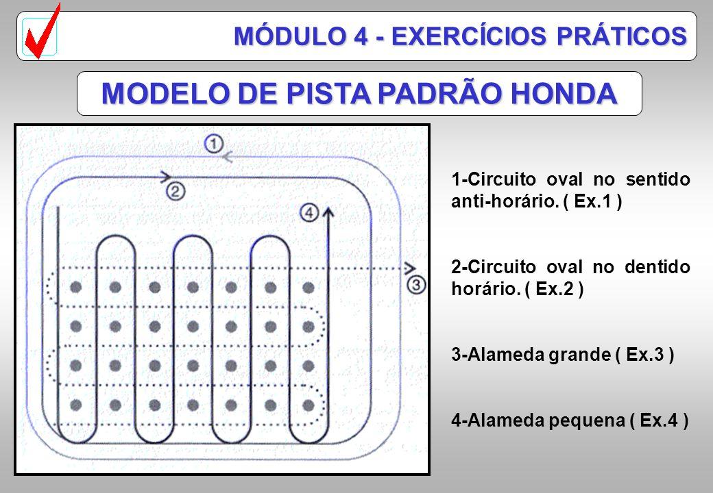 PREPARANDO A PISTA DE AULA Para os exercícios serem praticados com grau de dificuldade crescente, as distâncias entre cones deverá ser de: 6 metros na