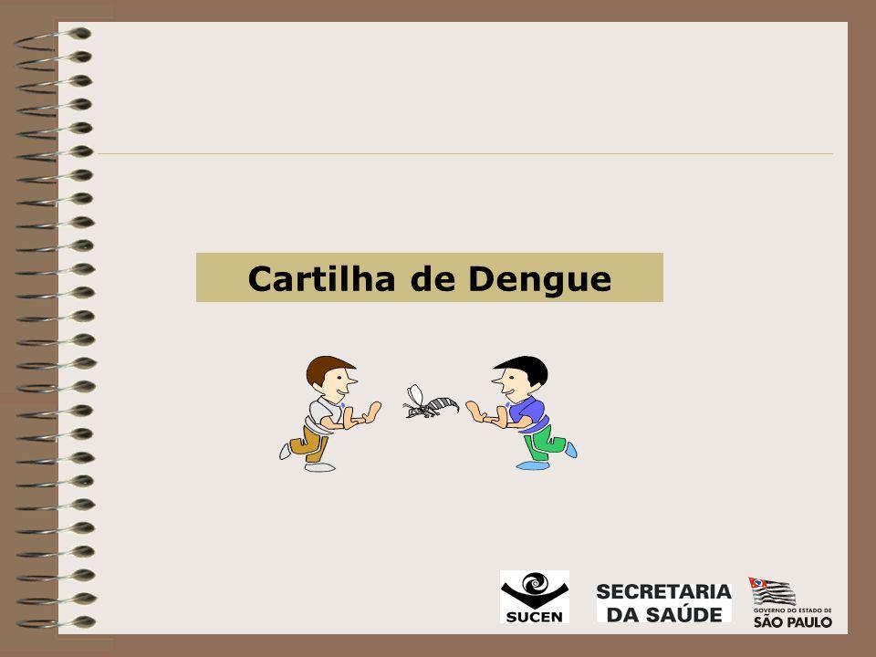 Cartilha de Dengue