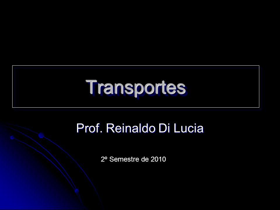 TransportesTransportes Prof. Reinaldo Di Lucia 2º Semestre de 2010