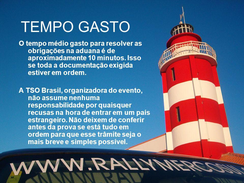 SEGURO Fizemos uma parceria com a seguradora Vida Brasil que criou um pacote especial para participantes do rally: São R$ 2,35 por dia segurado.
