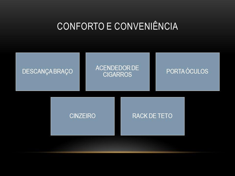 CONFORTO E CONVENIÊNCIA DESCANÇA BRAÇO ACENDEDOR DE CIGARROS PORTA ÓCULOS CINZEIRORACK DE TETO