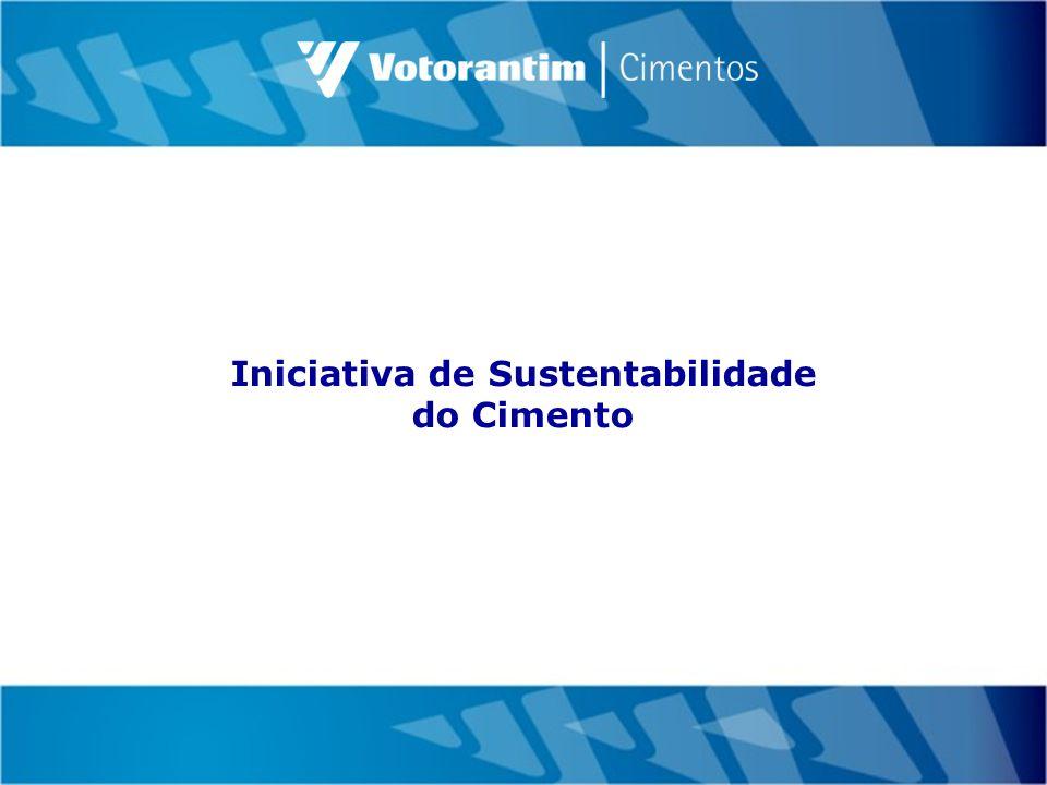Iniciativa de Sustentabilidade do Cimento