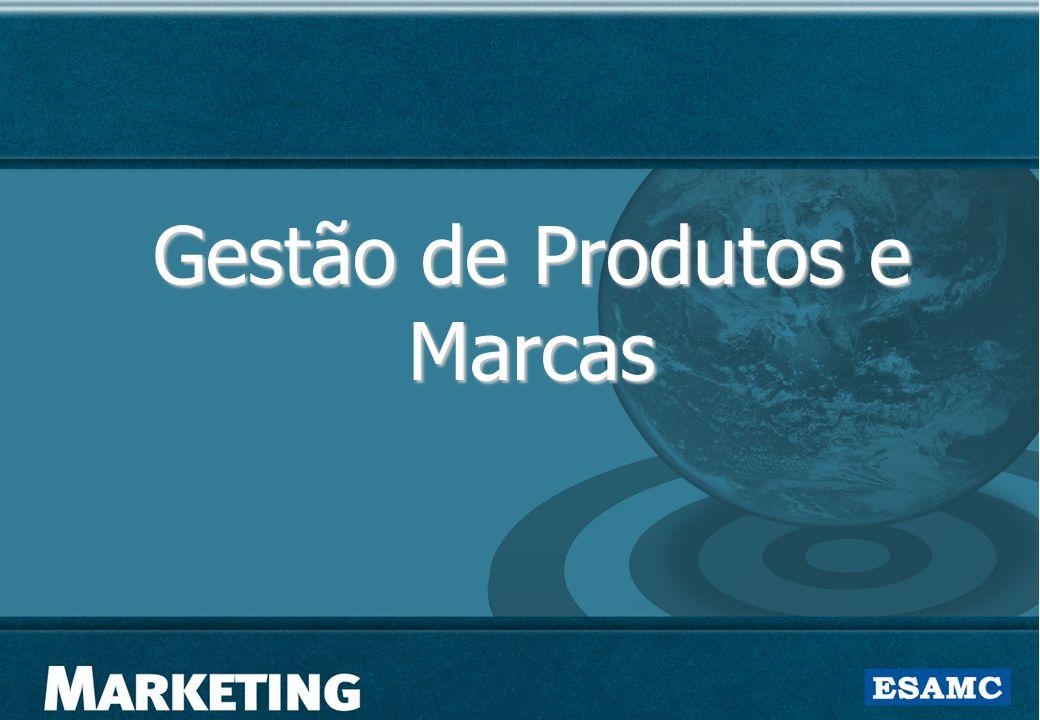O produto pode ser copiado pelo concorrente; a marca é única.