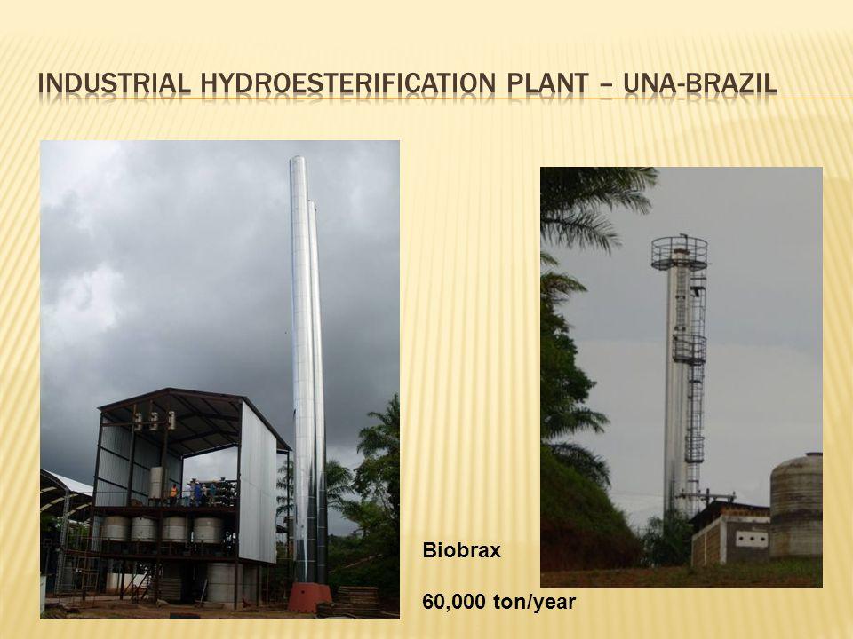 Biobrax 60,000 ton/year