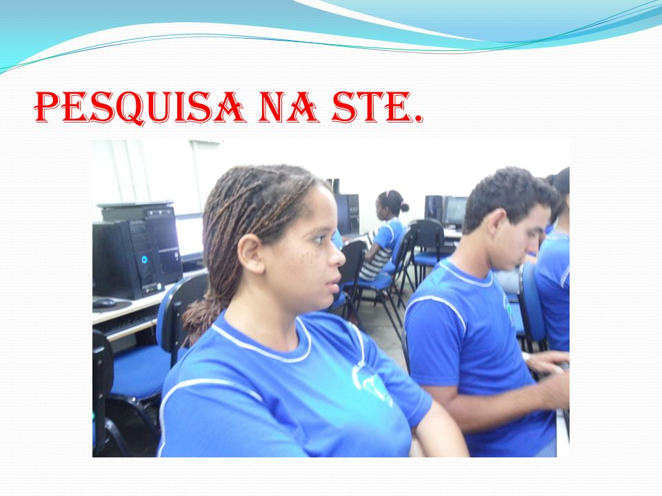 Participação dos alunos do 2°A.
