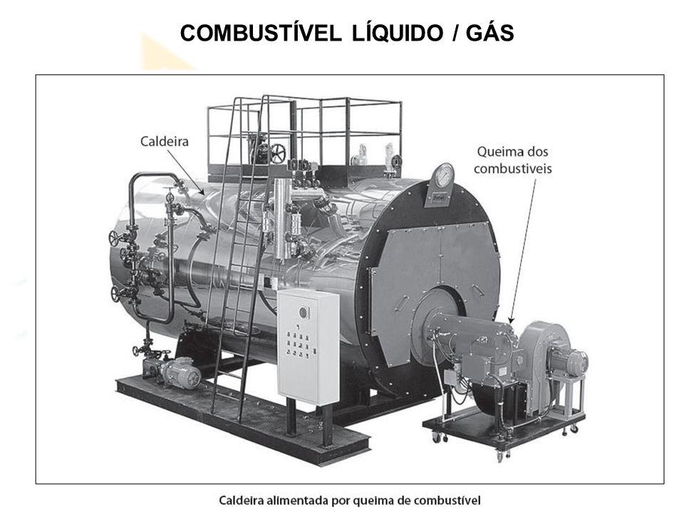 COMBUSTÍVEL LÍQUIDO / GÁS