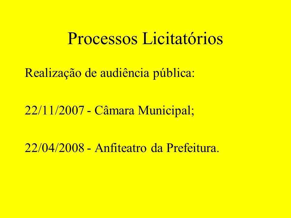 Lei Municipal n° 6.132/2007 Dispõe sobre o Programa Municipal de Parcerias Público-Privadas, cria o Comitê Gestor de Parcerias Público-Privadas do Município de Piracicaba, institui o Fundo de Garantia de Parcerias Público-Privadas e dá outras providências.