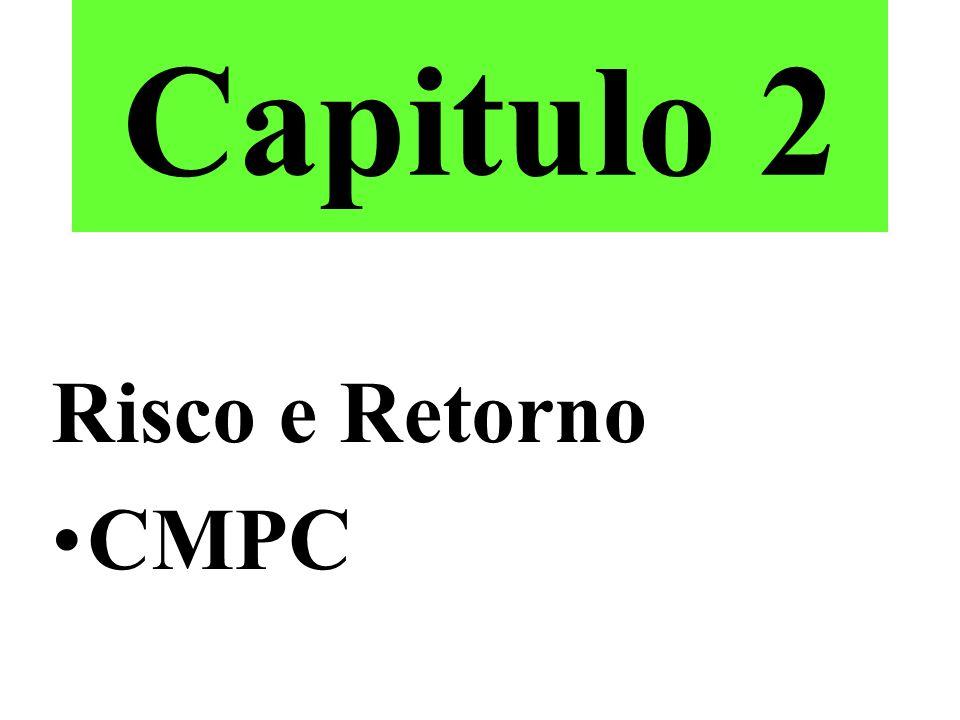 Capitulo 2 Risco e Retorno CMPC