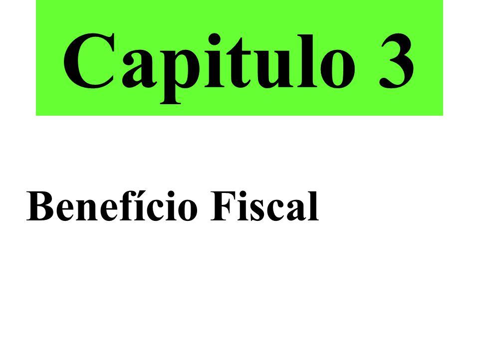 Beneficio Fiscal ocorre quando o governo PERMITE o abatimento dos juros da divida para o calculo da base tributável.