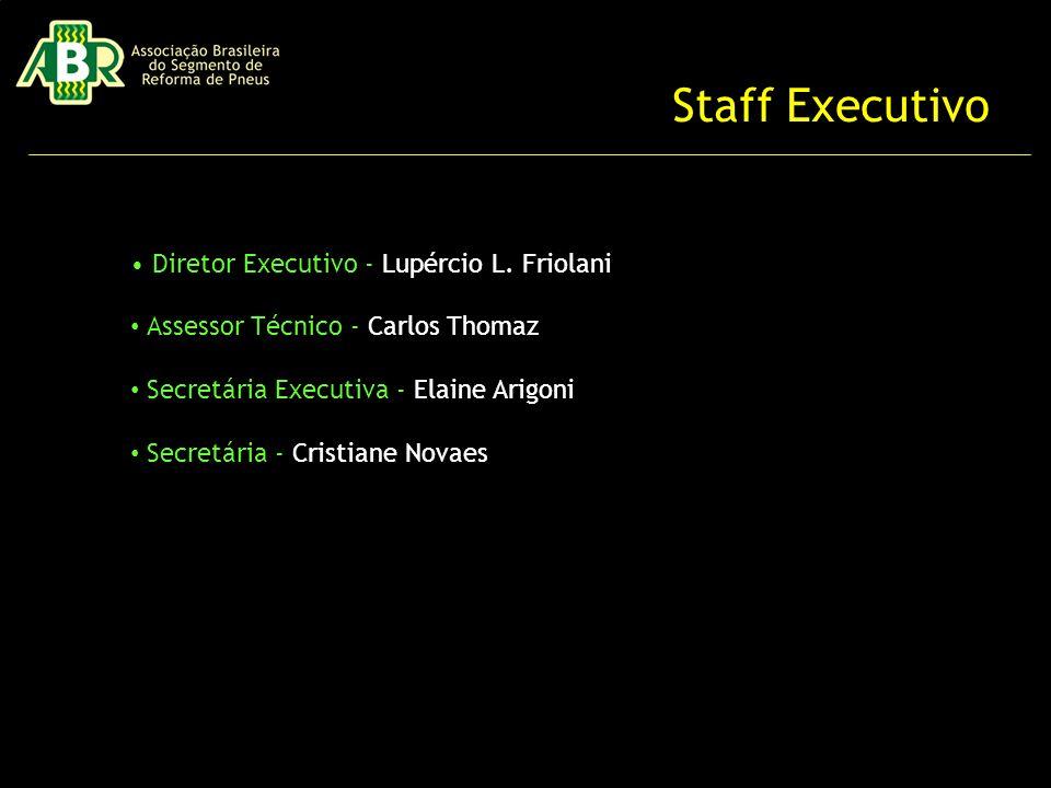 Staff Executivo Diretor Executivo - Lupércio L.