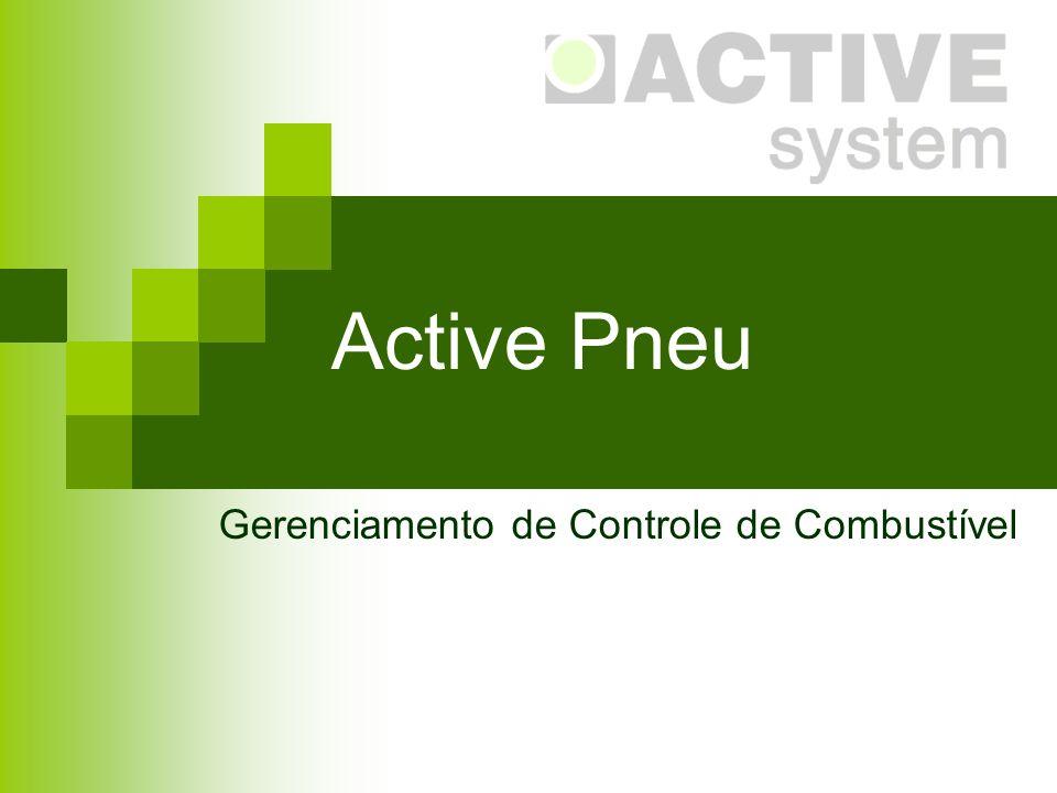 Active Pneu Gerenciamento de Controle de Combustível