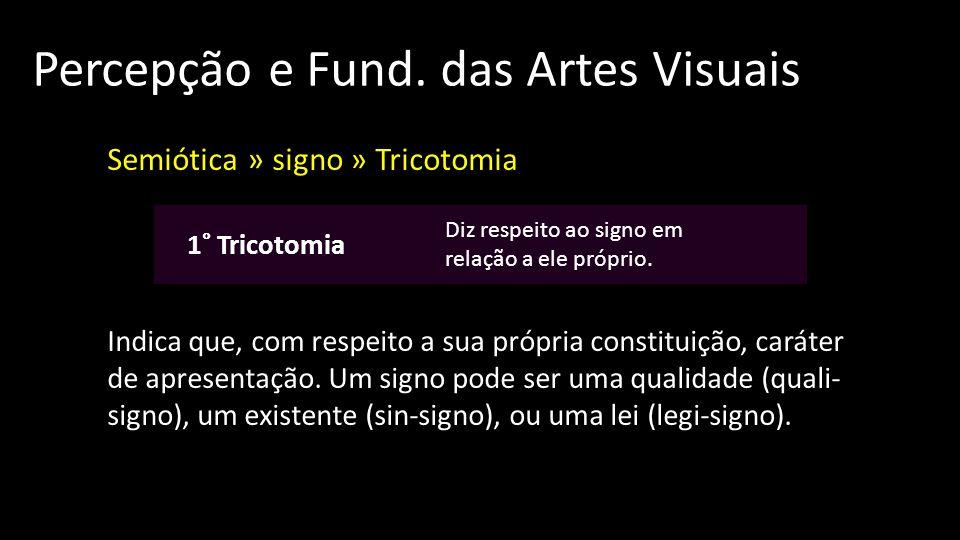 Percepção e Fund.