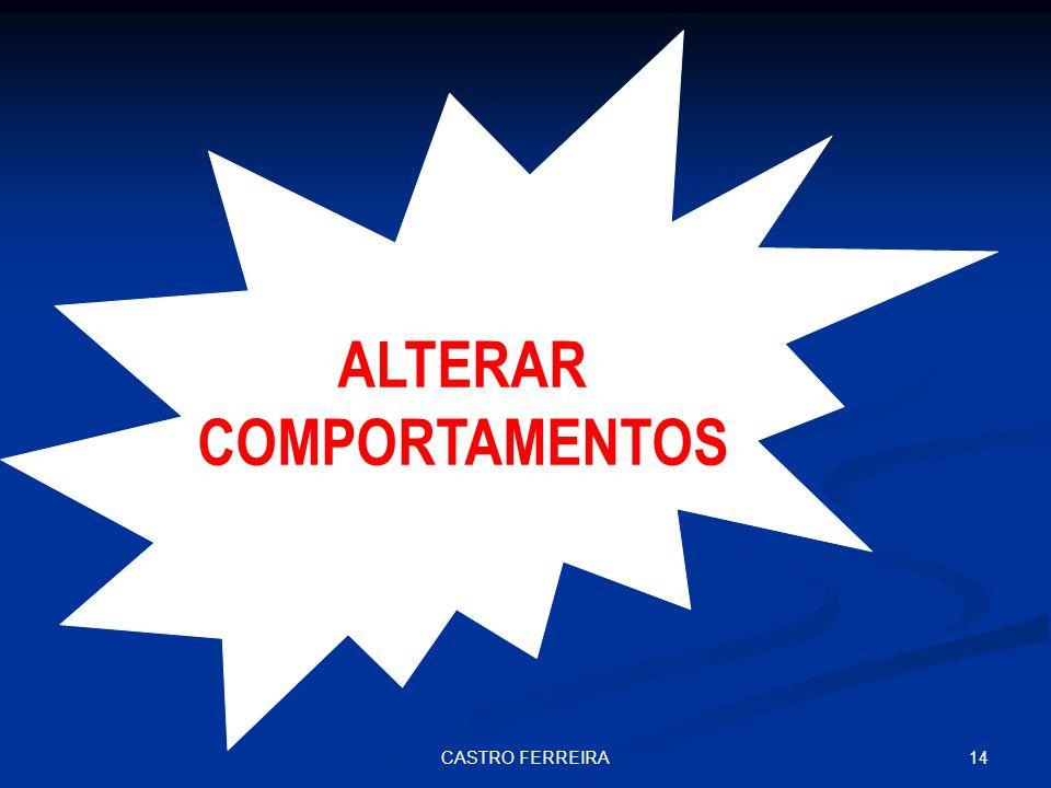 14CASTRO FERREIRA ALTERAR COMPORTAMENTOS