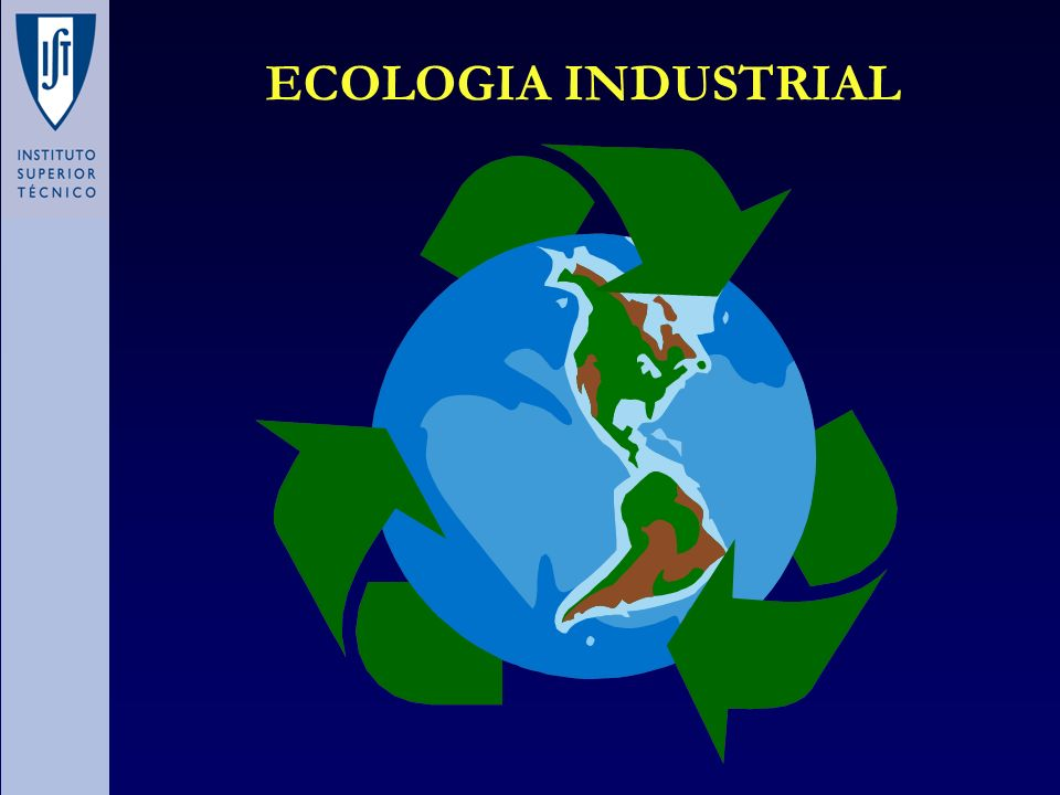 ECOLOGIA INDUSTRIAL