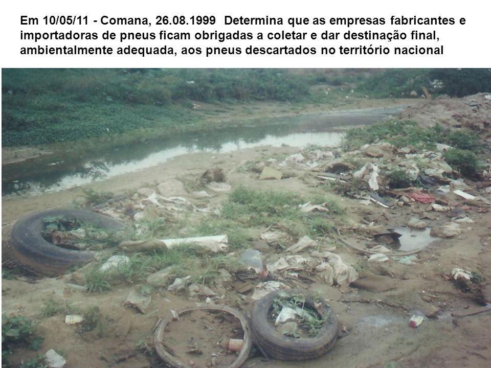 Em 03/05/11 – Mais uma vez o Lixo ficou!!!