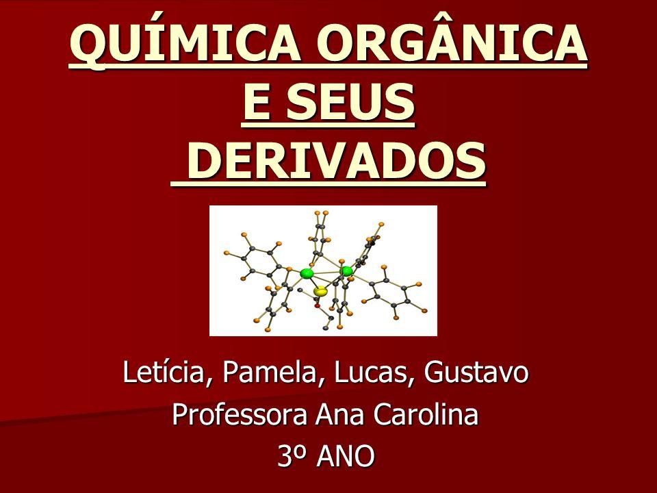 INTRODUÇÃO À QUÍMICA ORGÂNICA Química Orgânica recebeu inicialmente esse nome para descrever substâncias extraídas de organismos vivos.