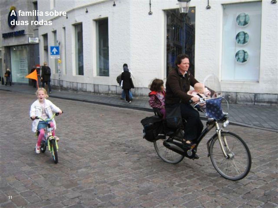 11 A família sobre duas rodas