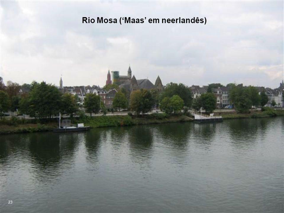 Rio Mosa (Maas em neerlandês) 23