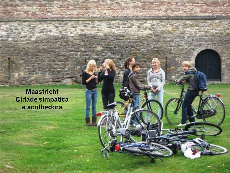 Maastricht Cidade simpática e acolhedora 52