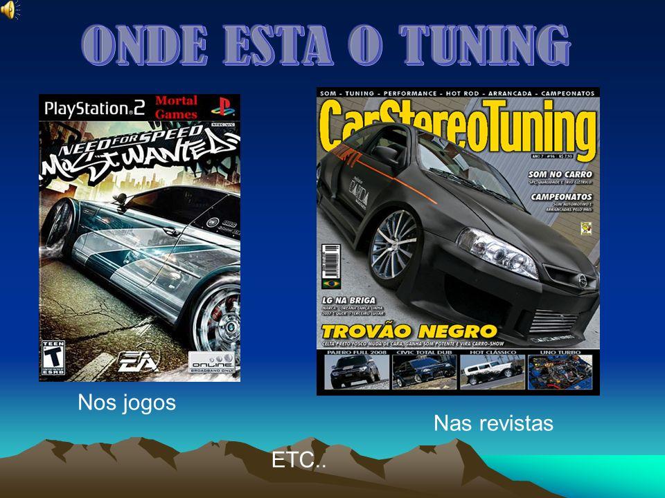 Nos jogos Nas revistas ETC..