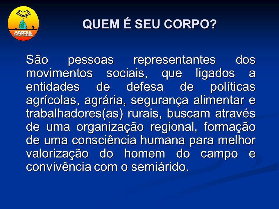 ÁREA DE ATUAÇÃO Toda a região do Território dos Carnaubais previsto na Lei Complementar Estadual nº 87, de 22 de agosto de 2007.