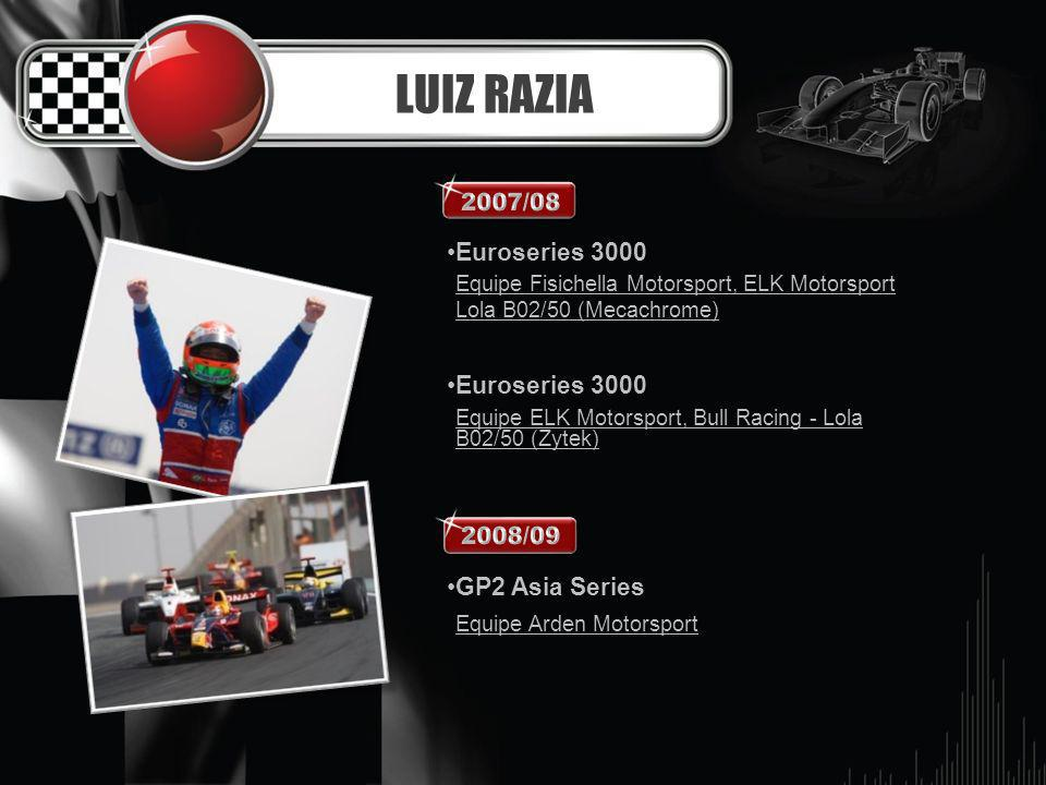 Euroseries 3000 Equipe Fisichella Motorsport, ELK Motorsport Lola B02/50 (Mecachrome) Euroseries 3000 Equipe ELK Motorsport, Bull Racing - Lola B02/50