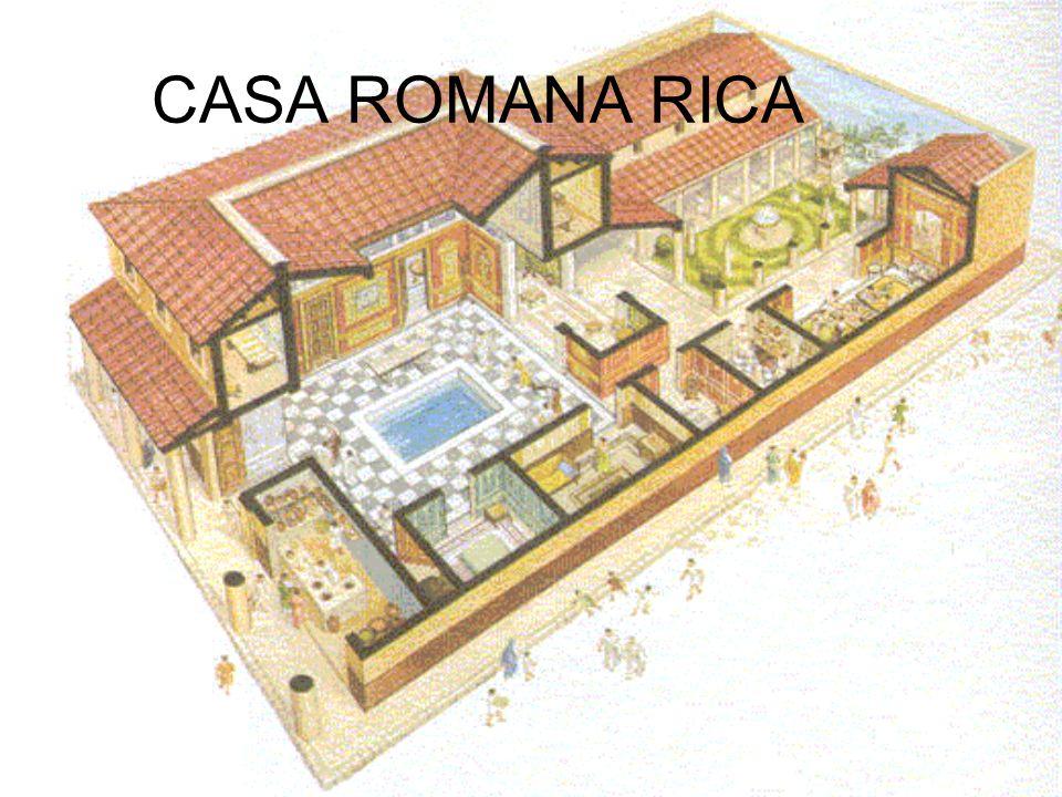 CASA ROMANA RICA
