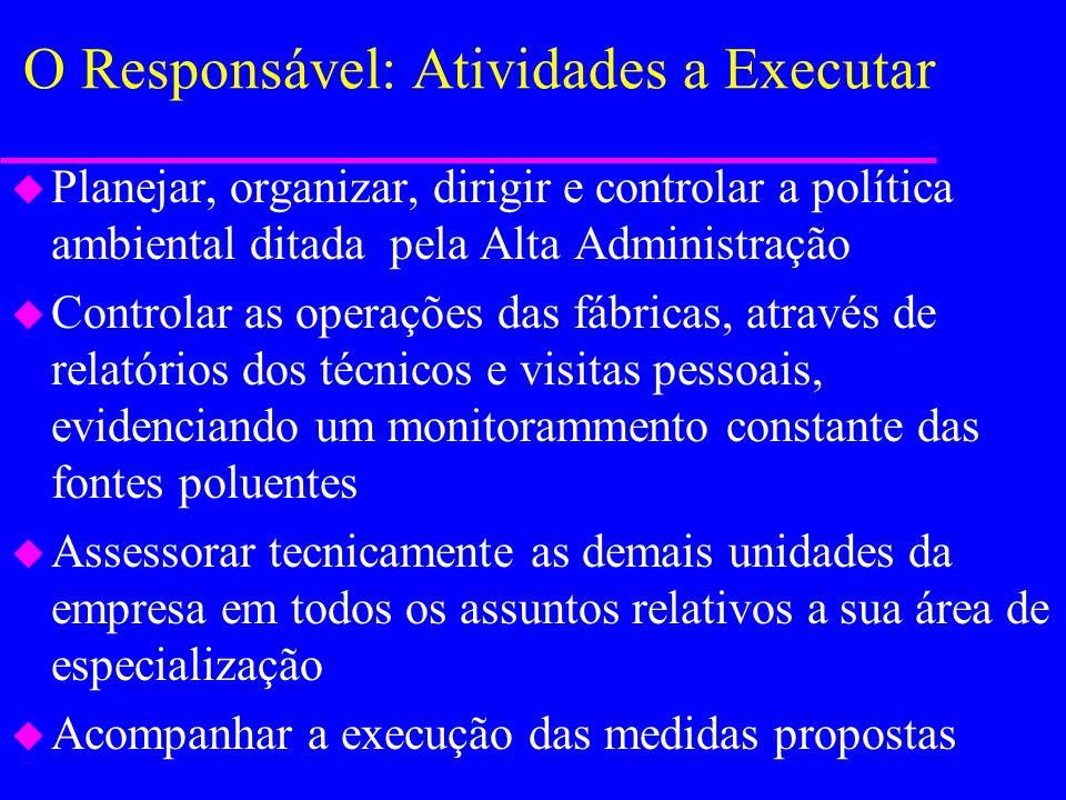 A existência de uma comissão interna para cuidar do assunto é adequada? u Envolver pessoas, especialmente da alta administração, é sempre positivo. u