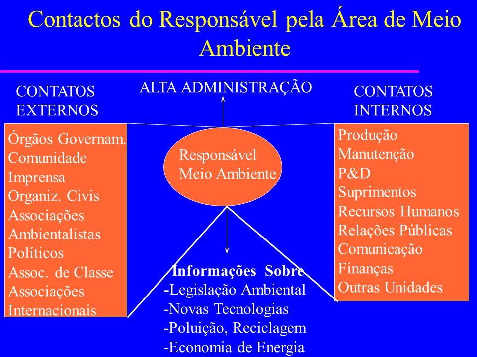 + Perfil (do Responsável) u Habilidade Política: para sensibilizar os demais administradores da empresa –Ganhar apoio e respaldo organizacional »Propa