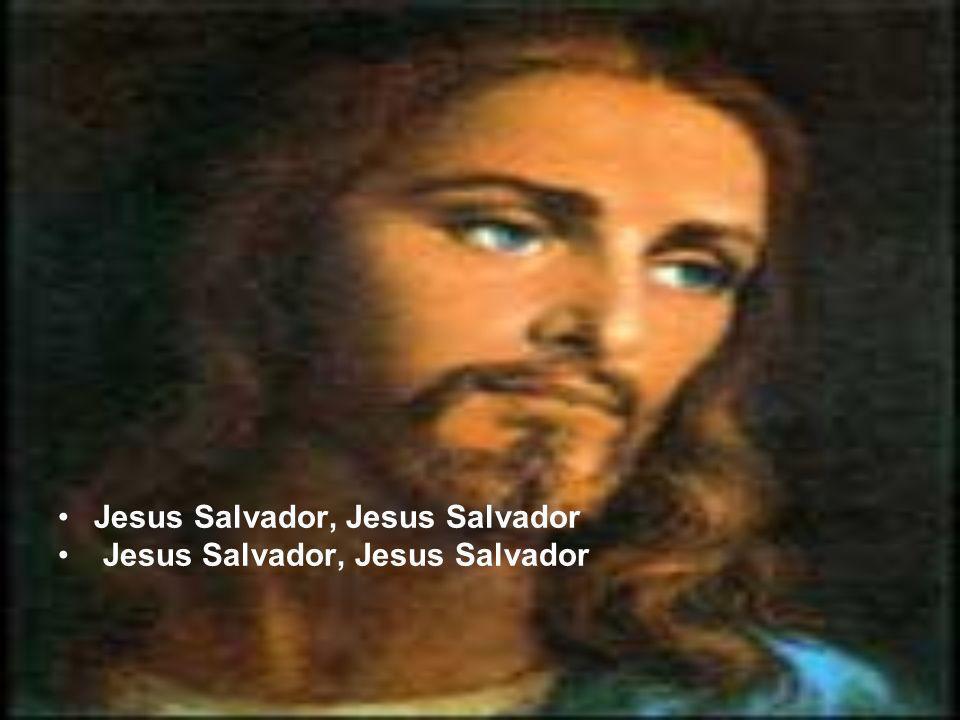 Senhor, quem sou eu pra que entreis Em minha morada Mas um fio de sua luz Numa telha quebrada Ilumina uma vida pra sempre Jesus