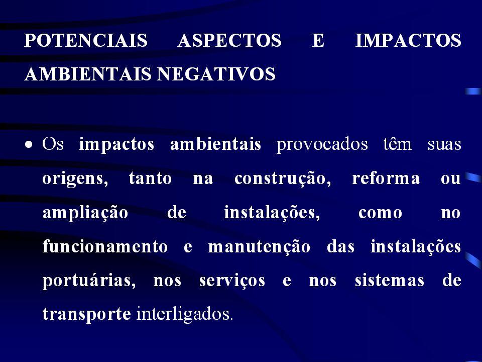 Licenciamento – Instrumento de Gestão Ambiental Portuária Na segunda fase, devem ser elaborados os projetos executivos e os planos e programas ambientais detalhados, que aprovados, autorizam o início da implantação do porto.
