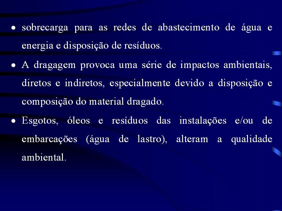 Licenciamento – Instrumento de Gestão Ambiental Portuária Porém, muitas vezes, a complexidade do processo de licenciamento ambiental brasileiro, acarreta em morosidade dos procedimentos, que é prejudicado pela falta de uma legislação específica para o licenciamento ambiental portuário, impedindo um melhor uso deste instrumento, que é primordial na melhoria da gestão ambiental portuária.