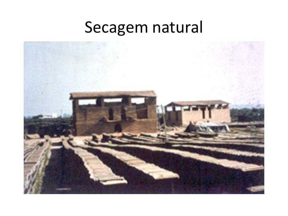Secagem natural