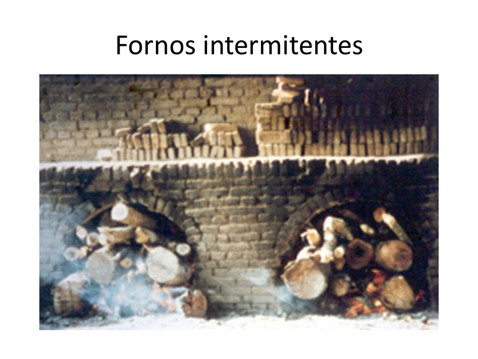 Fornos intermitentes