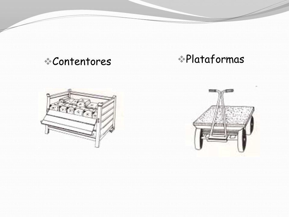 Contentores Plataformas