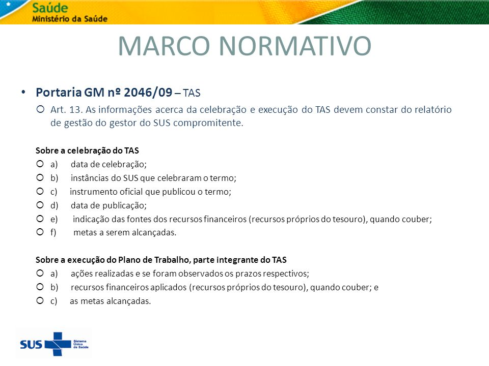 FLUXO do RELATÓRIO ANUAL DE GESTÃO (PT 3.176/08)