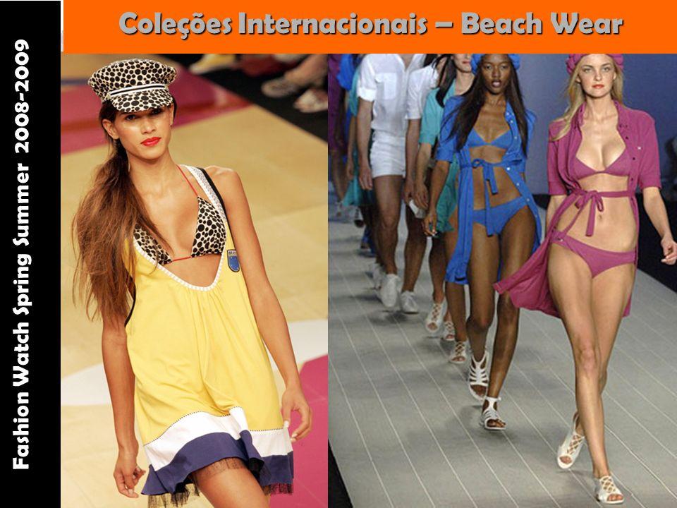 Palestrante: Tania Lima _____________________ C onsultora em moda estilo e imagem Coleções Internacionais – Beach Wear Fashion Watch Spring Summer 2008-2009
