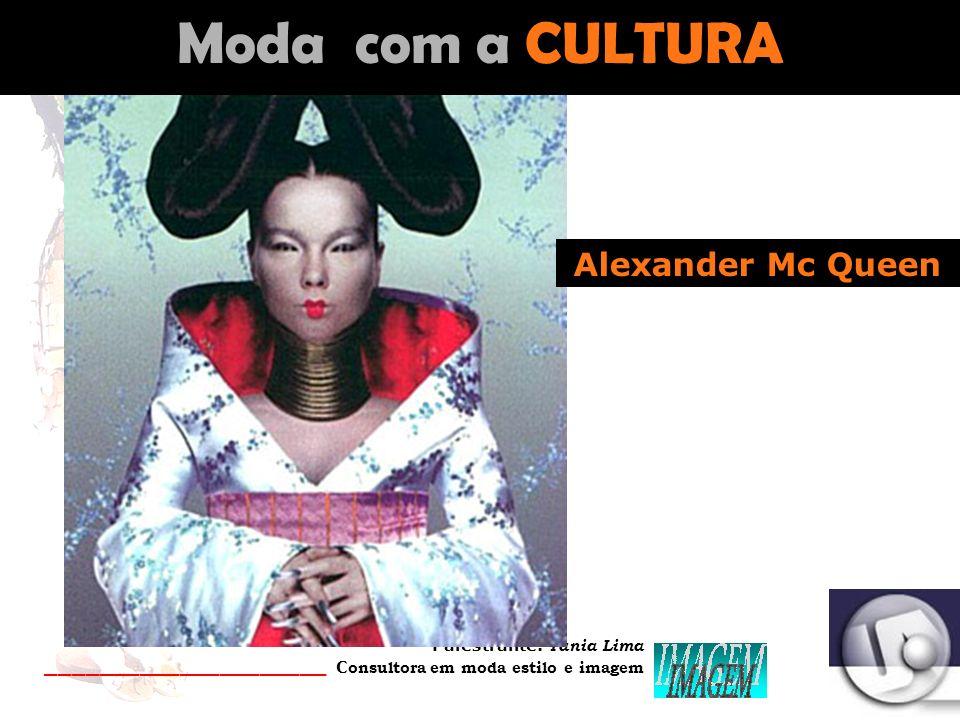 Palestrante: Tania Lima _____________________ C onsultora em moda estilo e imagem Moda com a ARQUITETURA