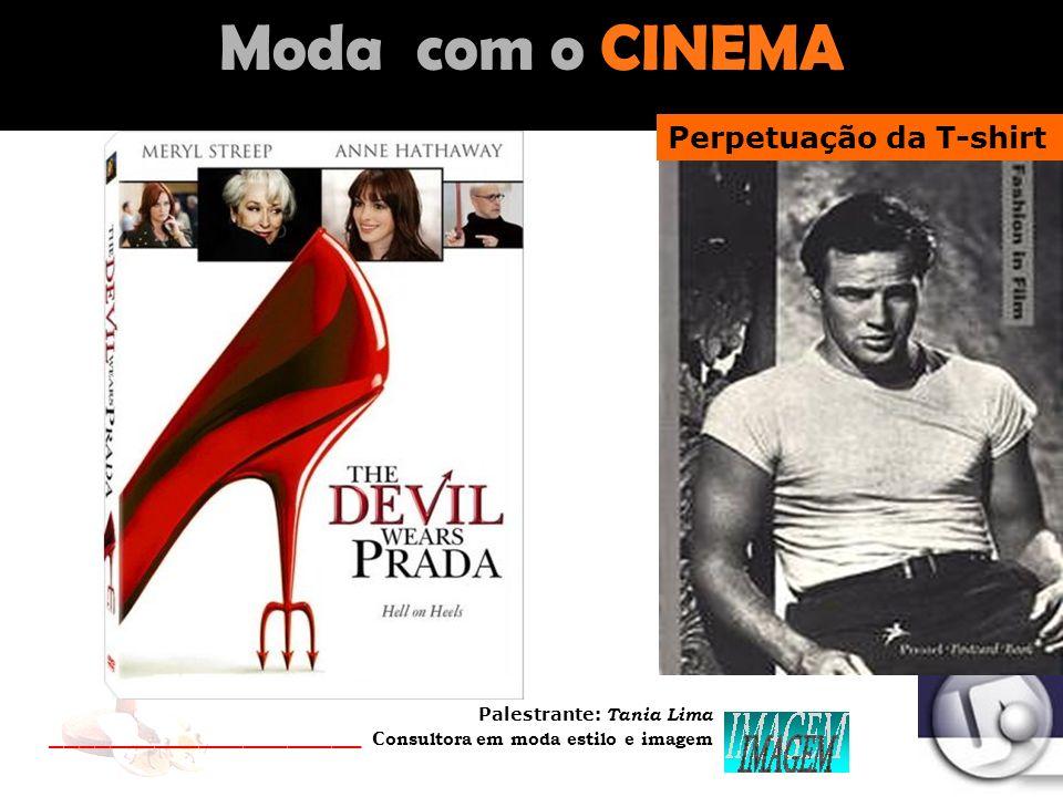 Palestrante: Tania Lima _____________________ C onsultora em moda estilo e imagem Moda com o CINEMA De Araraquara direto para estrelar em Cannes... Ve