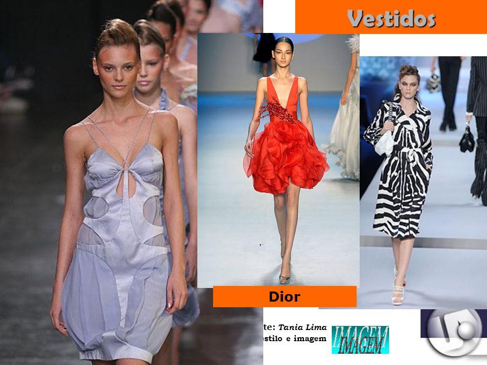Palestrante: Tania Lima _____________________ C onsultora em moda estilo e imagem CavalliVestidos