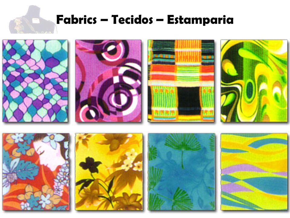 Palestrante: Tania Lima _____________________ C onsultora em moda estilo e imagem Fabrics – Tecidos – xadrez vichy e flores