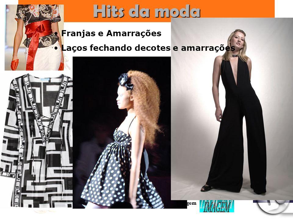 Palestrante: Tania Lima _____________________ C onsultora em moda estilo e imagem Hits da moda