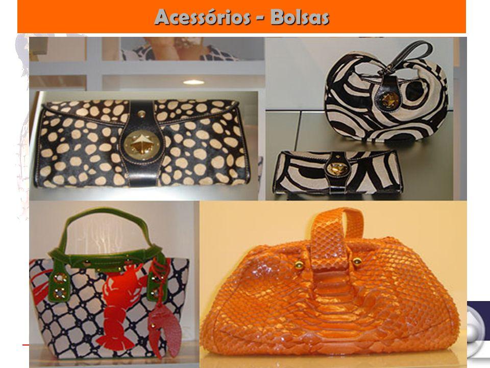 Palestrante: Tania Lima _____________________ C onsultora em moda estilo e imagem Acessórios - Bolsas Bottega Fendi