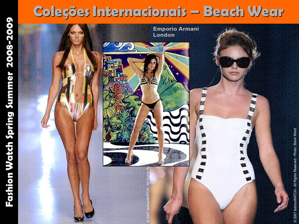 Palestrante: Tania Lima _____________________ C onsultora em moda estilo e imagem Coleções Internacionais Fashion Watch Spring Summer 2008-2009