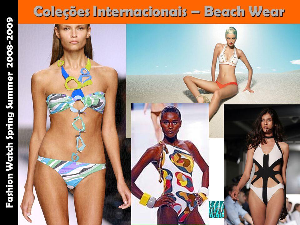 Palestrante: Tania Lima _____________________ C onsultora em moda estilo e imagem Moda praia Coleções Internacionais – Beach Wear Fashion Watch Spring Summer 2008-2009