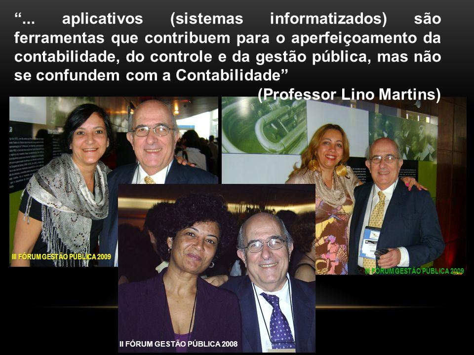 II FÓRUM GESTÃO PÚBLICA 2008 III FÓRUM GESTÃO PÚBLICA 2009...