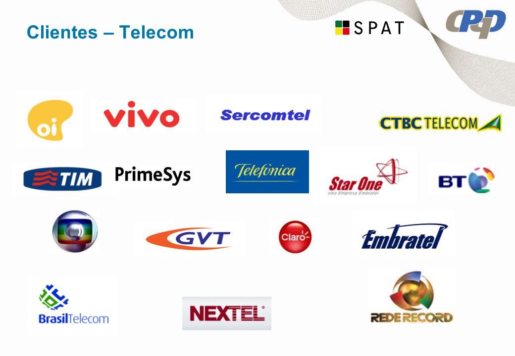 Clientes – Telecom