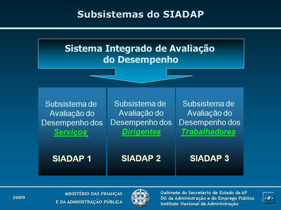 8 8 MINISTÉRIO DAS FINANÇAS E DA ADMINISTRAÇÃO PÚBLICA Gabinete do Secretário de Estado da AP DG da Administração e do Emprego Público Instituto Nacio