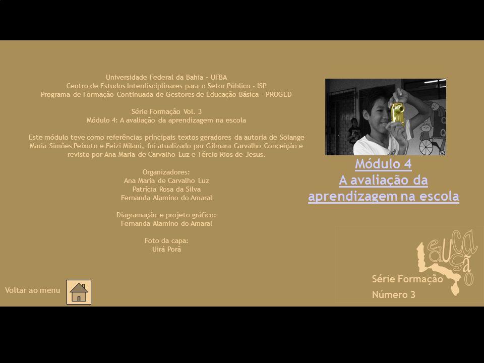 Módulo 5 Gestão de pessoas e do ambiente físico da escola Universidade Federal da Bahia – UFBA Centro de Estudos Interdisciplinares para o Setor Público - ISP Programa de Formação Continuada de Gestores de Educação Básica - PROGED Série Formação Vol.