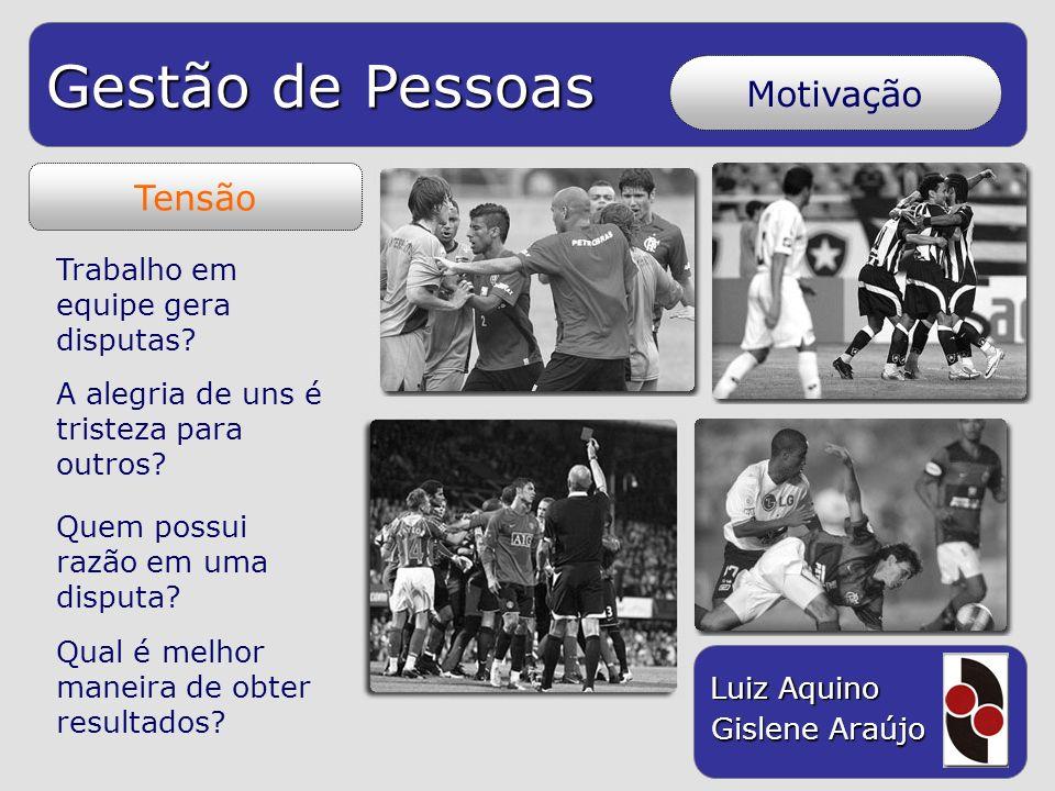 Gestão de Pessoas Luiz Aquino Gislene Araújo y X Vontade Motivação Teoria X e Y (Douglas McGregor) São duas formas totalmente opostas de entender sob qual vontade as pessoas agem.